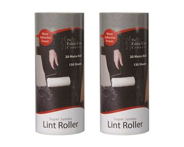 Picture of SUPER Jumbo Lint Roller Refill (2 Pack)