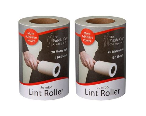 Picture of Jumbo Lint Roller Refills (2 Pack)