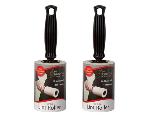 Picture of Jumbo Lint Rollers<br />(2 Pack)